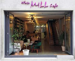 White Mill Cafe / İstanbul